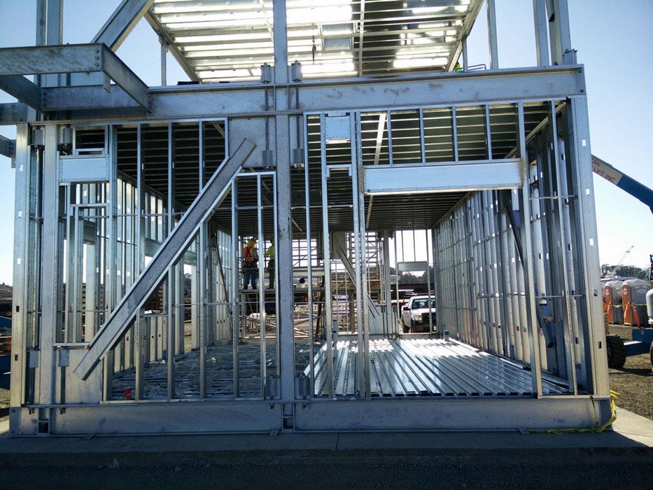 Coastal Refinery Wharf Control Building – Smith LaRock Architecture P C